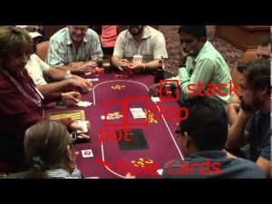 Poker Dictionary (slang terms and phrases)