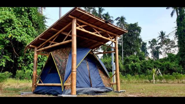Samui Caravans tent