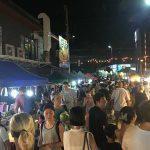 Night market Koh Samui Chaweng