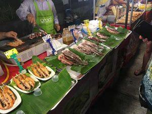 Night market Koh Samui food2