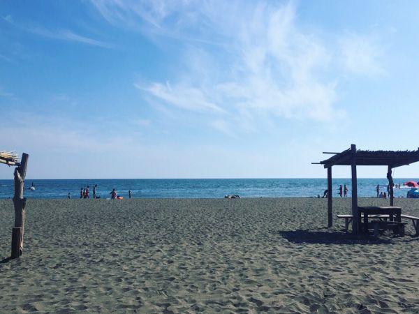 Ada bojana beach