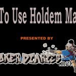 how to use holdem manager