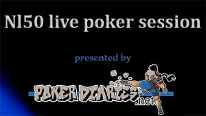 Nl50 live poker session – tough run for hero